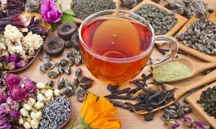 6 Types of Tea and Their Benefits