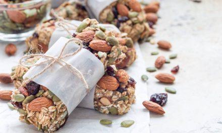 Healthy Paleo Granola Bar Recipe