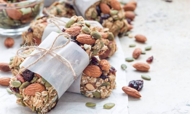 Healthy Paleo Granola Bar Recipe