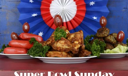 Get Your Food Game On! Ideas For Super Bowl Sunday