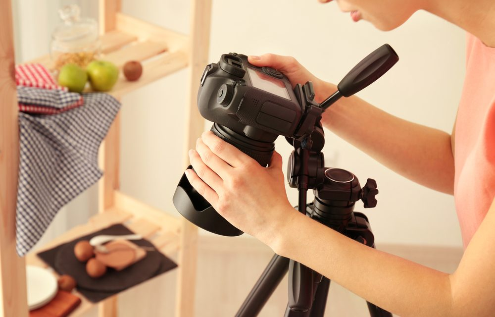 Photographing Your Food For Marketing