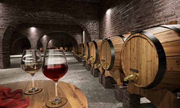 Improving With Age… Tips To Build A Wine Cellar